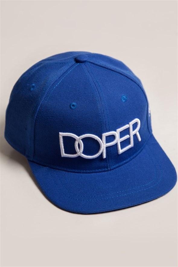 Бейсболка TRUESPIN Doper Snapback (Royal, O/S) - фото 7428