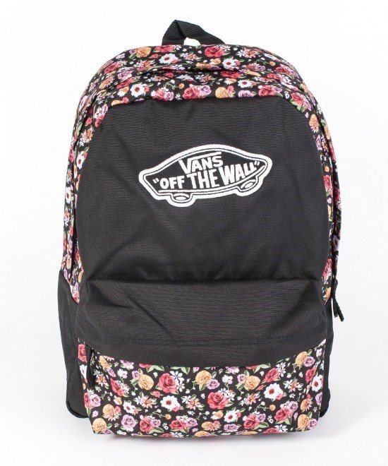 VANS Рюкзак VA3UI6YFD WM REALM BACKPACK MIXED FLORAL - фото 7652