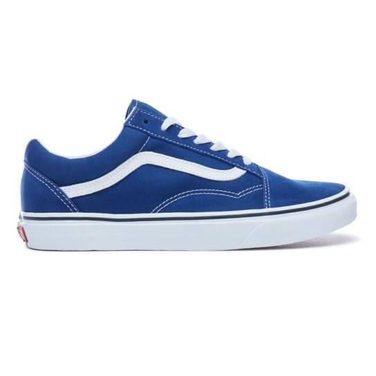 VANS Кеды UA OLD SKOOL VA38G1Q9W ESTATE BLUE/ - фото 8275