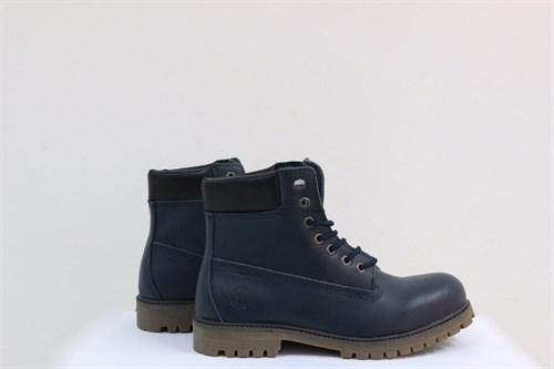 Ботинки Jack Porter Тw2701-1-LM-M Кожа, синий сетка - фото 8481