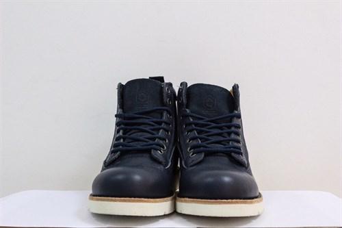 Ботинки Jack Porter Tw9836-LK Кожа,цвет темно синий - фото 8484