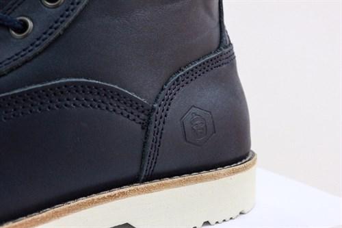 Ботинки Jack Porter Tw9836-LK Кожа,цвет темно синий - фото 8485