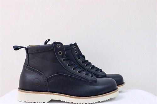Ботинки Jack Porter Tw9836-LK Кожа,цвет темно синий - фото 8486