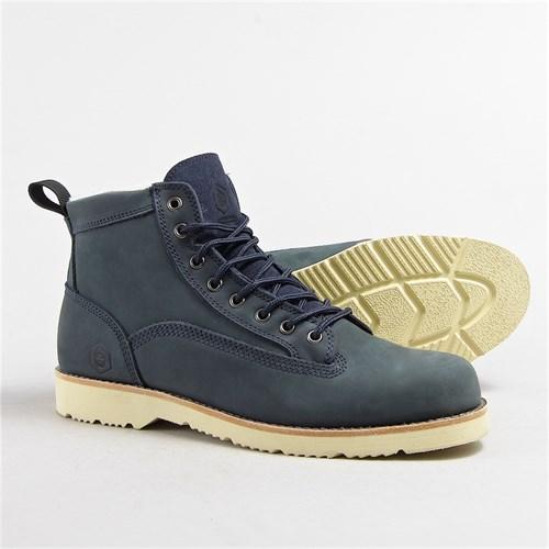 Ботинки Jack Porter TW9836-N Нубук, синий 50% шерсть - фото 8498
