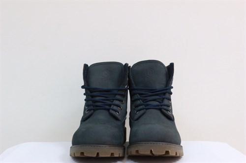 Ботинки Jack Porter TW2701-1-NW-M Нубук, синий рант тёмный 50%шерсть - фото 8540