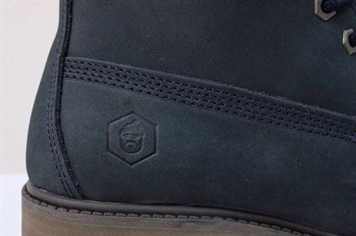 Ботинки Jack Porter TW2701-1-NW-M Нубук, синий рант тёмный 50%шерсть - фото 8541