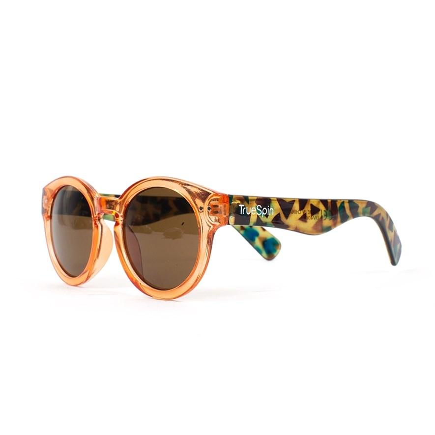 Очки TRUESPIN Intro (Оранжевый (Orange/Green Amber)) - фото 8724