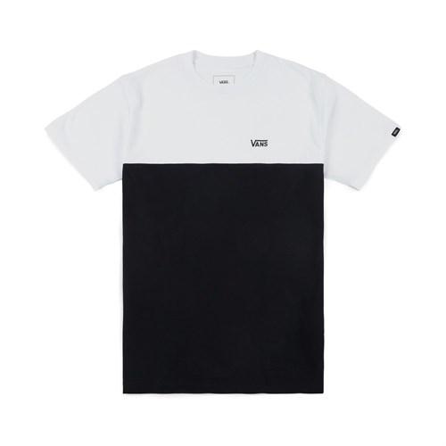Vans футболка VA3CZDYB2 MN  WHITE-BLACK - фото 9268