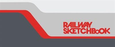 Скетчбук railway