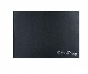 Скетчбук Fat&Skinny A3 альбом