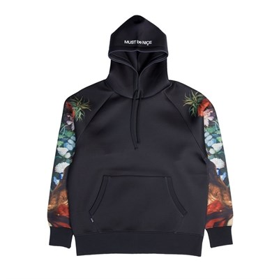 Толстовка RIPNDIP Bouquet Pullover Sweater black