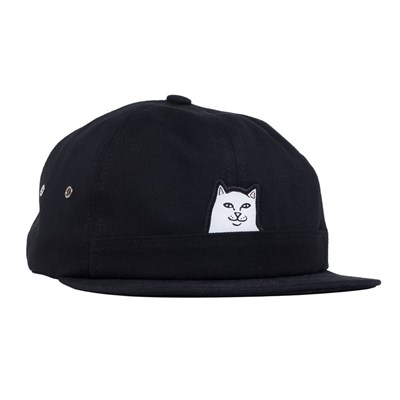 Кепка RIPNDIP Lord Nermal Pocket 6 Panel Black