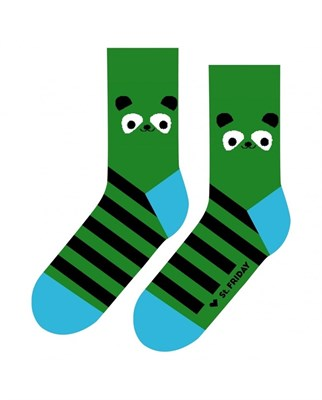 Носки St. Friday socks Бамбук Панда 272-9 р. 38-41