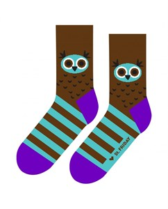 Носки St. Friday socks Сова Хо 272-10 р. 38-41