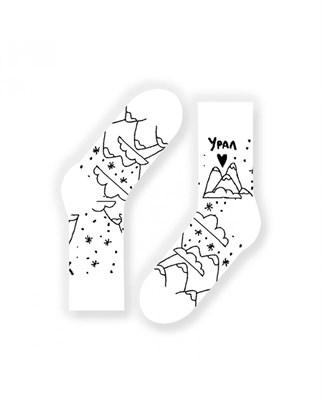 Носки St. Friday socks Уральские горы 203-2/19 р. 42-46