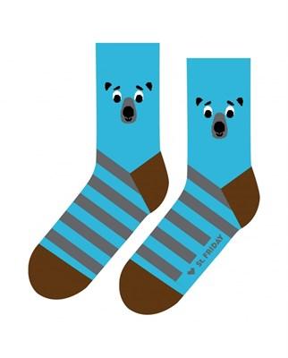 Носки St. Friday socks Мишка Мед 272-3 р. 42-46