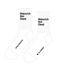 Носки St. Friday socks Malevich not dead  by ИЛЬЯ МОЗГИ арт 462-2 р. 42-46