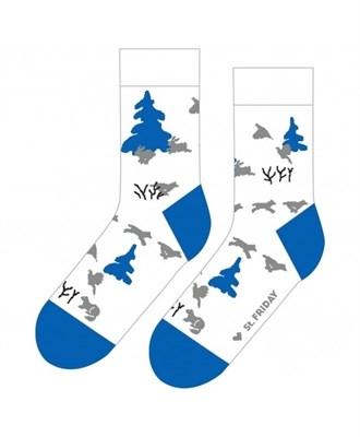 Носки St. Friday socks Зимняя охота арт. 497-2 р. 42-46