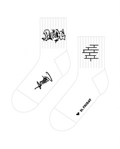 Носки St. Friday socks Район by Антон АИСТ aka Tony Stork арт 461-2 р. 38-41