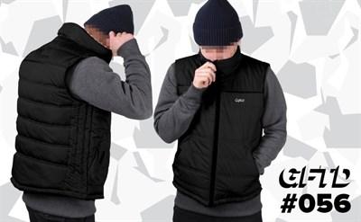 "Куртка ""GIFTED"" SS17/056черный"