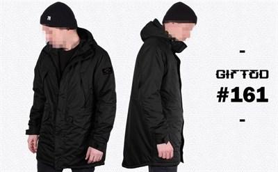 "Куртка ""GIFTED"" SS18/161 черный"