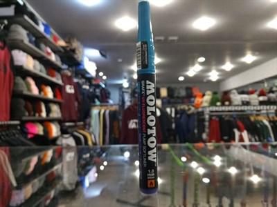 Маркер MOLOTOW GrafX UV 1мм Флюр.Синий 01