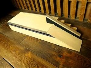 ТУРБО Бокс с лестницей +rail + kicker