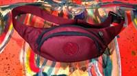 BidloBikes Поясная сумка Торгашка Скотская бордовый