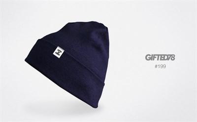 """Шапка """"GIFTED"""" knitfleece18/199"""