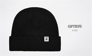 """Шапка """"GIFTED"""" knitfleece18/193"""