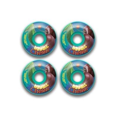 Комплект колес Footwork TRIPY WHIP (53 мм 99A Форма Round )