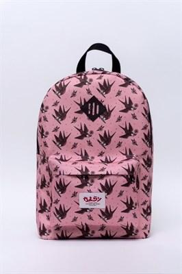 Oldy рюкзак bird pink