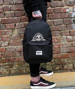 Oldy рюкзак skelet black