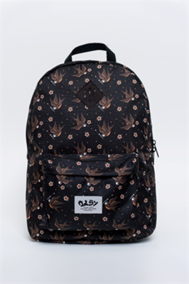Oldy рюкзак bird black