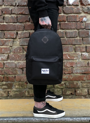 Oldy рюкзак logo black