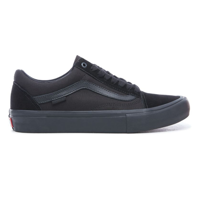 VANS Кеды MN OLD SKOOL PRO VZD41OJ Blackout