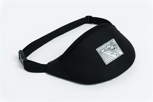 Oldy поясная сумка skate black