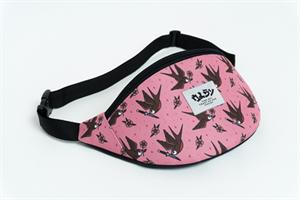 Oldy поясная сумка bird pink