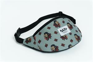 Oldy поясная сумка monkey navy