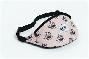 Oldy поясная сумка scorpion pink