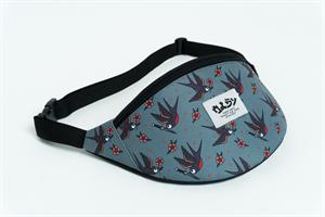 Oldy поясная сумка bird navy