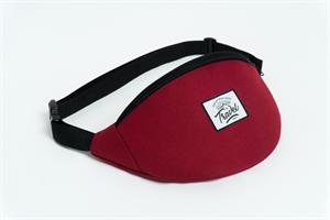 Travel поясная сумка logo red