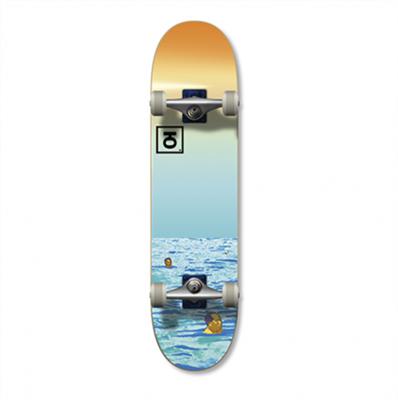 """Комплект Скейт """"Seaside"""" 8,125x31,75 Medium, Колёса 51mm/100a Подвески 139, Подшипники ABEC 7"""