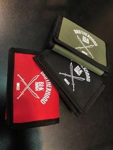 Blk Crown кошелёк Brotherhood red