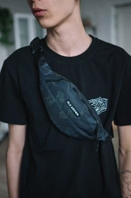 Поясная сумка Vhs black
