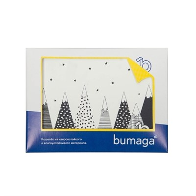 Bumaga Кошелек MOUNTAIN