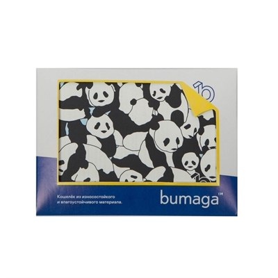 Bumaga Кошелек PANDA