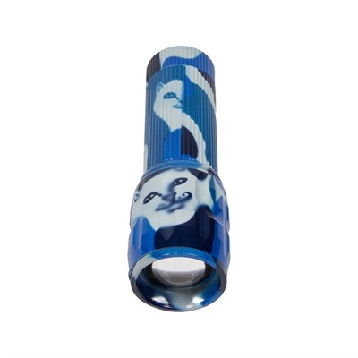 RIPNDIP фонарик Nermal Camo Mini Flashlight Blue Camo