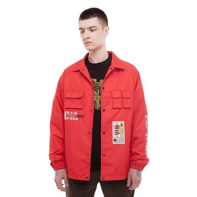 Куртка ЮНОСТЬ™ «Техник» Красный