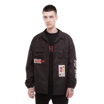 Куртка ЮНОСТЬ™ «Техник» Черный